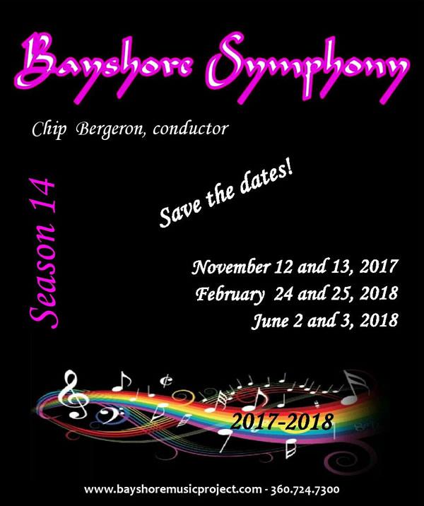 Bayshore Symphony, WA