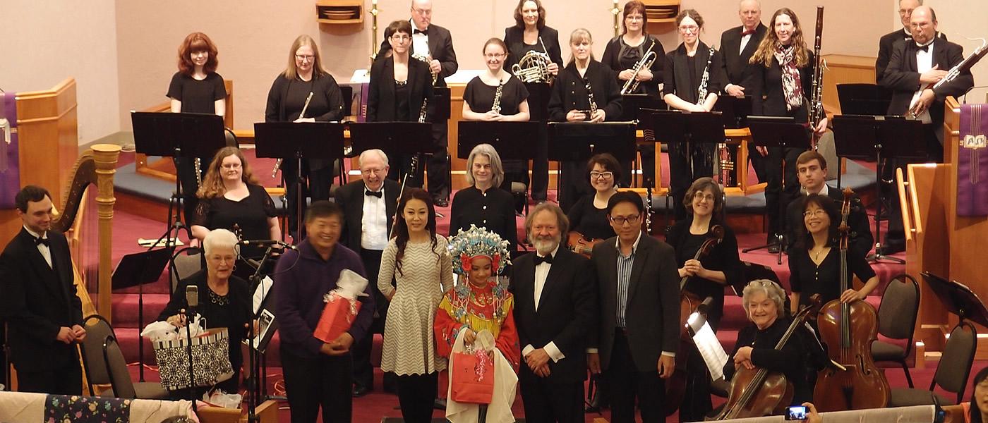 Bayshore Symphony, Mt. Vernon WA orchestras